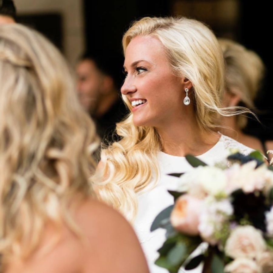 lia, makeup artist & hair stylist - nika vaughan, bridal artists